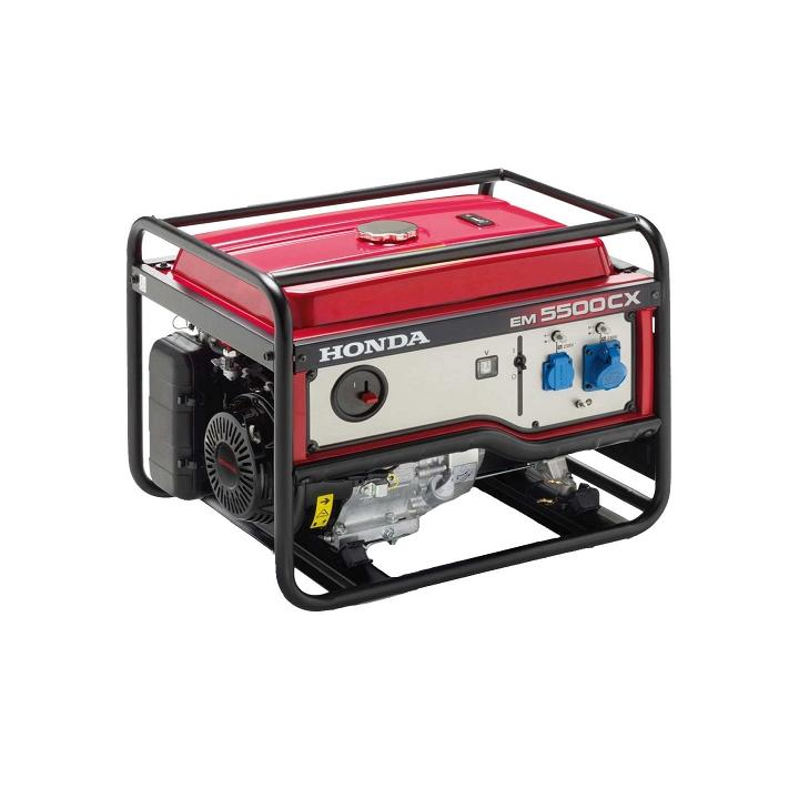 Generatoare Honda EM5500 CX1 benzina GM1XOF