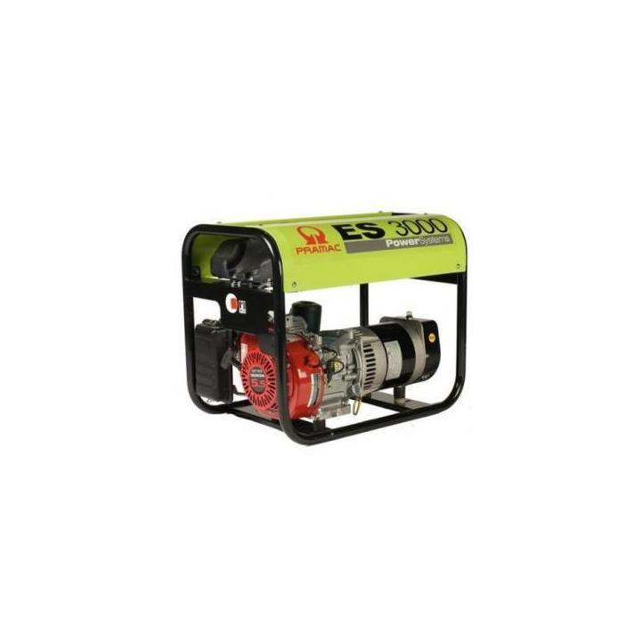 Generator Pramac ES3000 3KVA benzina GM1XOF