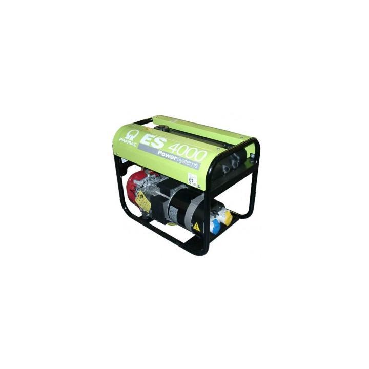 Generator Pramac ES4000 3KVA benzina GM1XOF