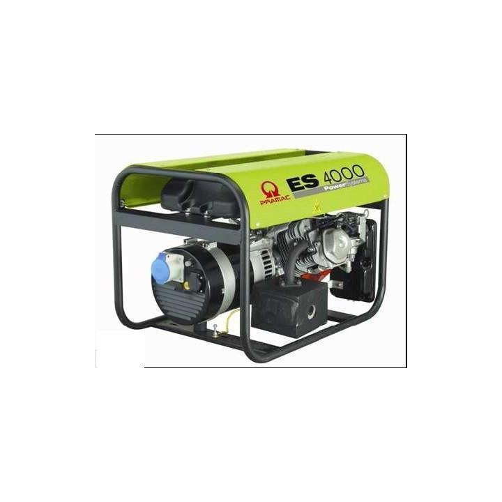 Generator Pramac ES4000 +AVR 3KVA benzina GM1XOF