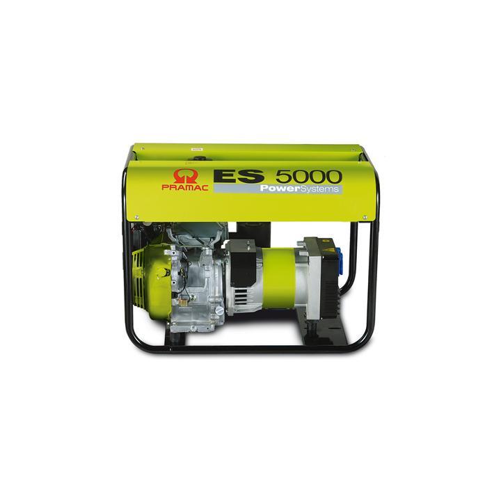 Generator Pramac ES5000 5KVA benzina GM1XOF