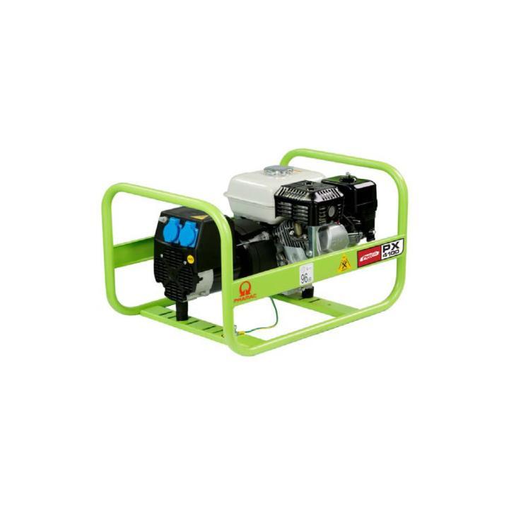 Generator Pramac PX4100 3KVA benzina GM1XOF