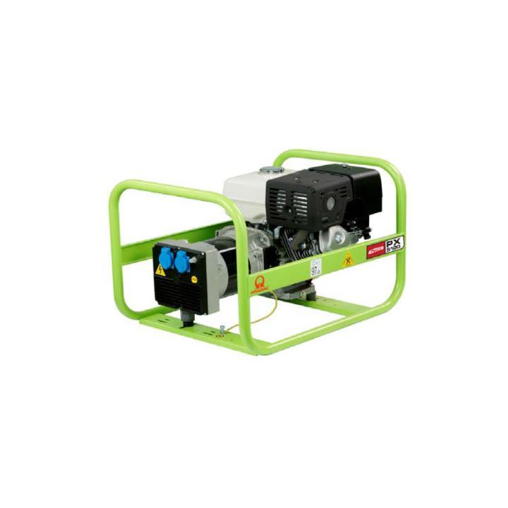 Generator Pramac PX5100 4KVA benzina GM1XOF