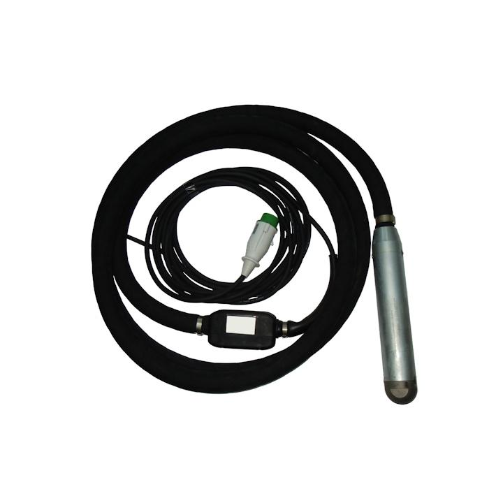 Lance vibratoare beton StrongT.760, cap 65mm, 20A, Al