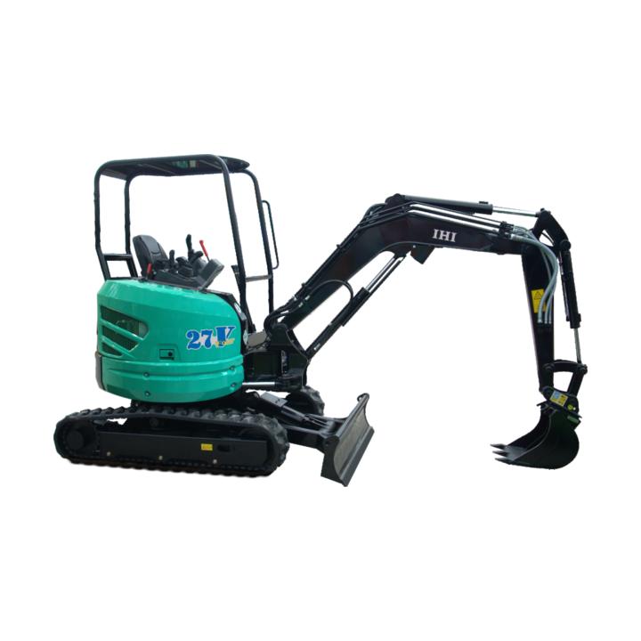 Mini - excavator 60V4+, putere motor 43.5 CP