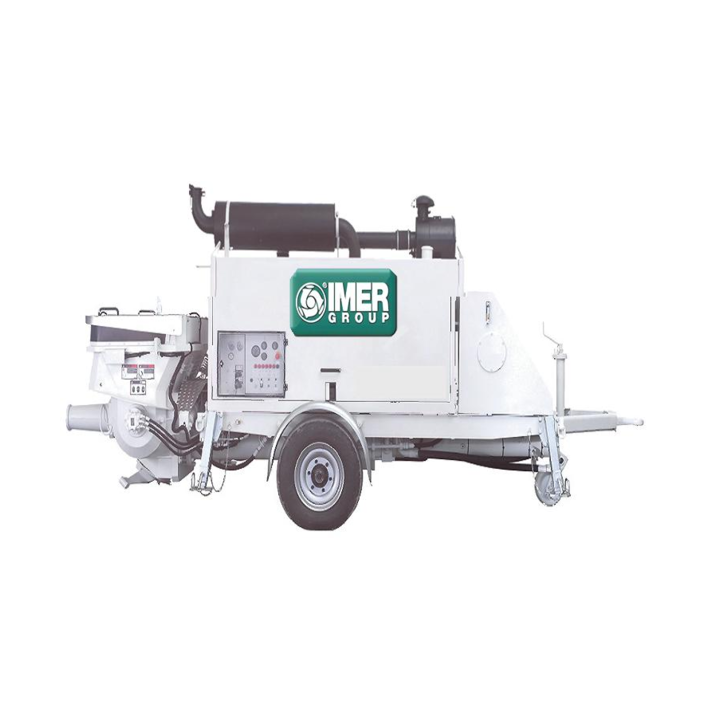 Pompe beton THP 110D