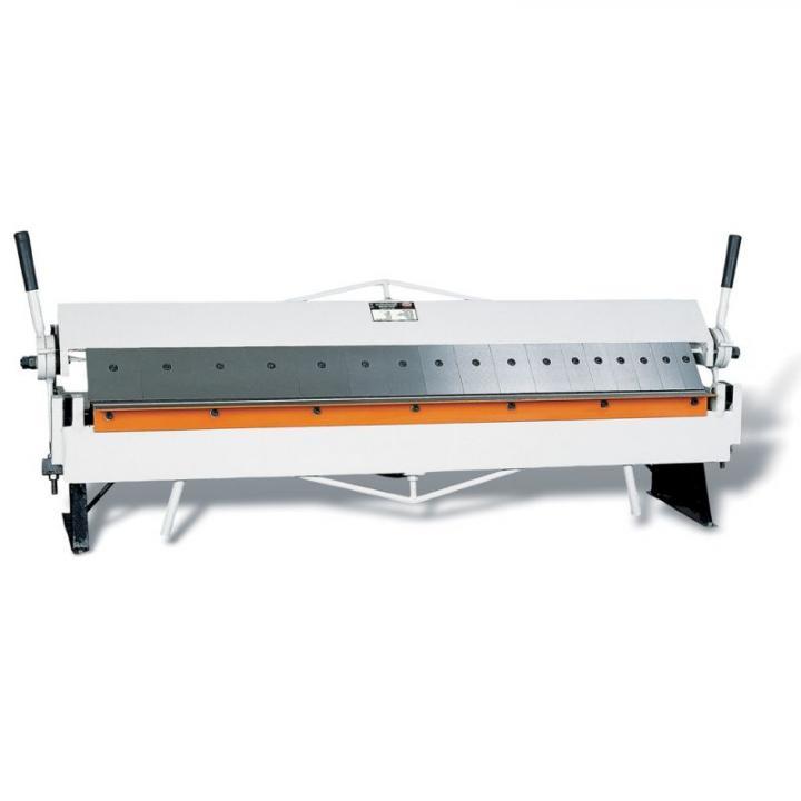 Abkant manual segmentat de indoit tabla ROP-15/1220
