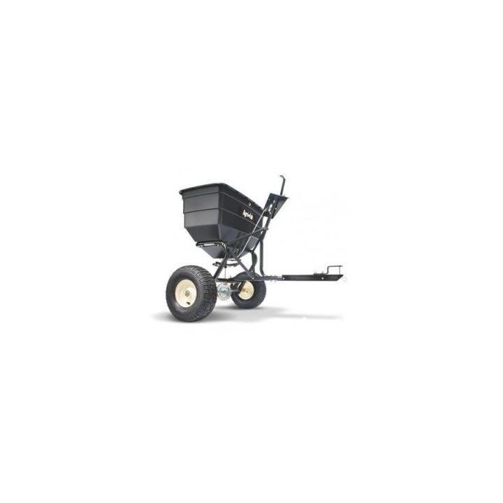 Anexa tractoras - dispozitiv de imprastiat - remorca MTD