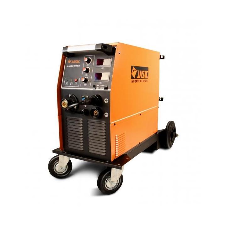 Aparat de sudura MIG-MAG invertor Jasic MIG 250, 230V