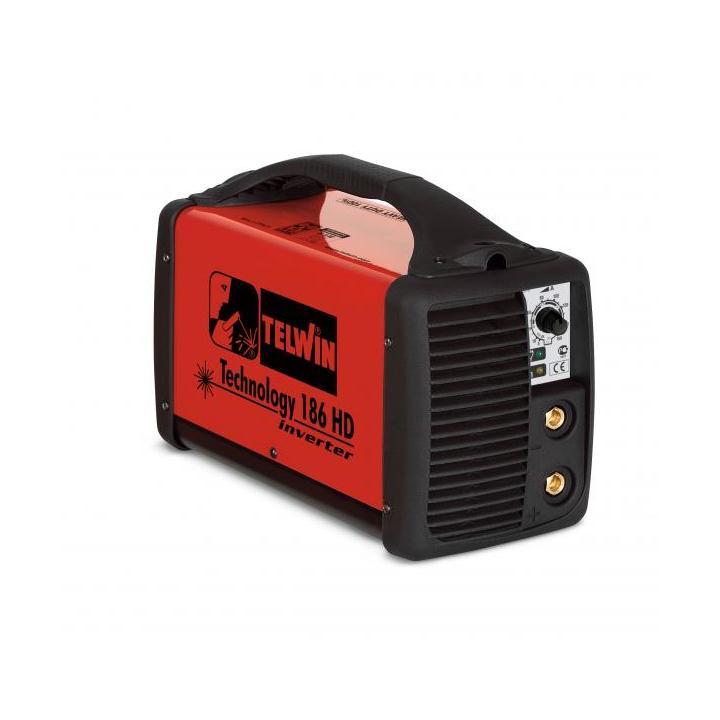 Aparat de sudura Telwin invertor Technology 186 HD