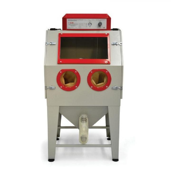 Cabina de sablat cu aer comprimat PAL 2N AC (CB Sabbiatrici)