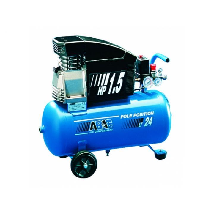 Compresor cu piston Abac Pole Position 241 6SCC404