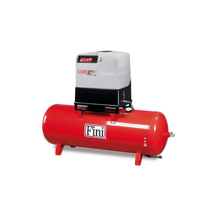 Compresor cu surub Fini CUBESD1010-500F-ES