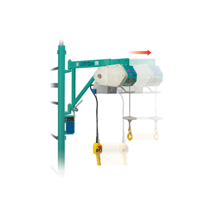Electropalan Imer ETR 200N, motor electric, 230V, 0.75 Kw