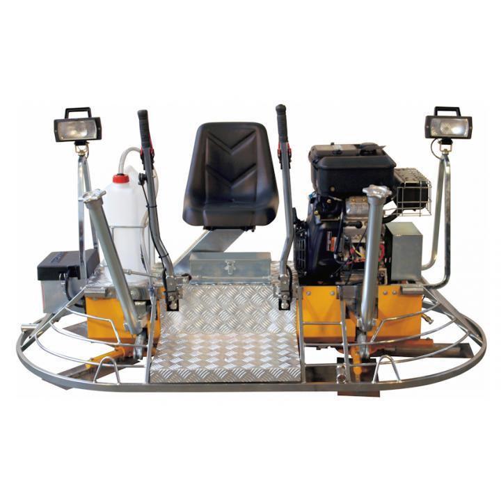 Elicopter dublu beton Barikell OL90, motorizare Honda