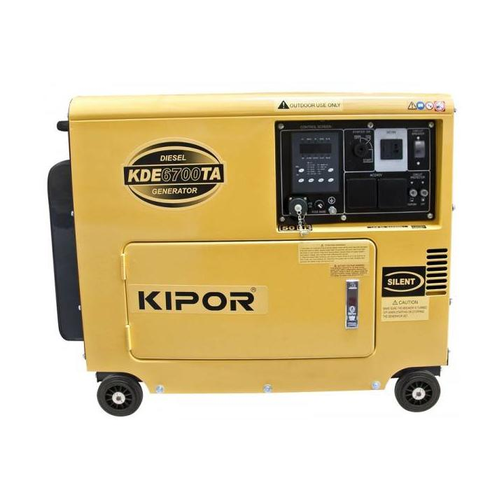 Generator Kipor KDE6700TA 5KVA motorina AM1EI