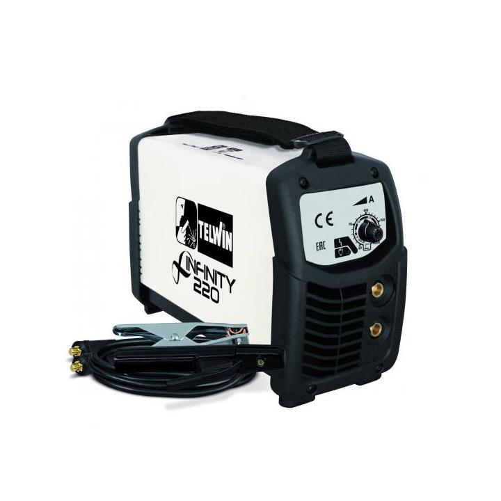 Invertor sudura Telwin Infinity 220, 230V, 200 A, 1.6-4.0 mm