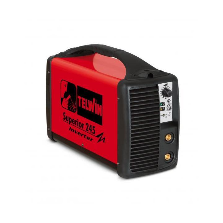 Invertor sudura Telwin Superior 245, 400V, 220 A, 1.6-5.0 mm