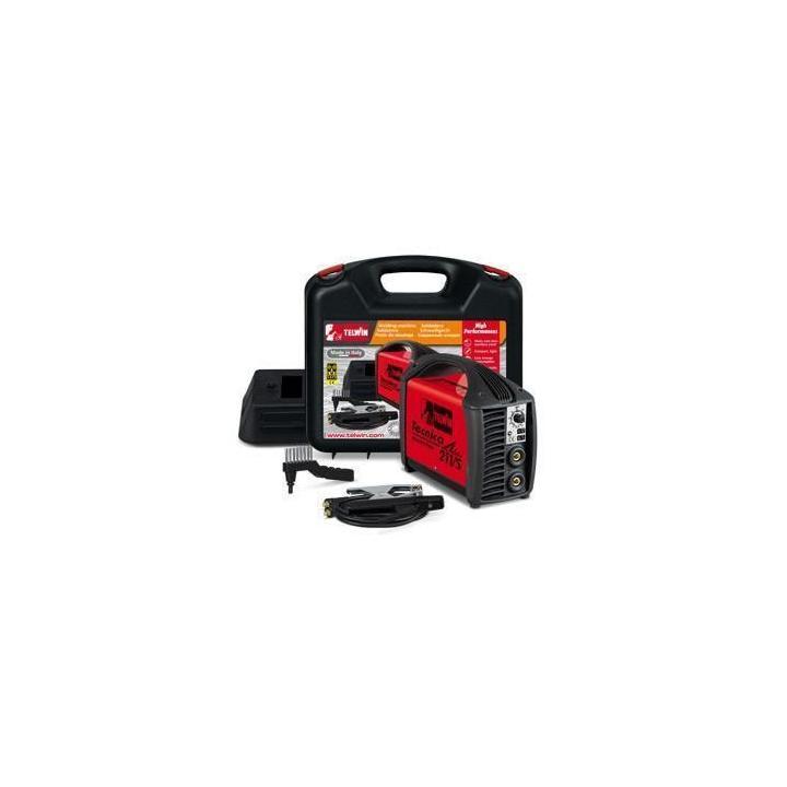 Invertor sudura Telwin Tecnica 211/S, 230V, 180 A