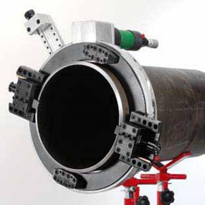 Masini sanfrenat tevi la rece pneumatice - hidraulice MCA 18