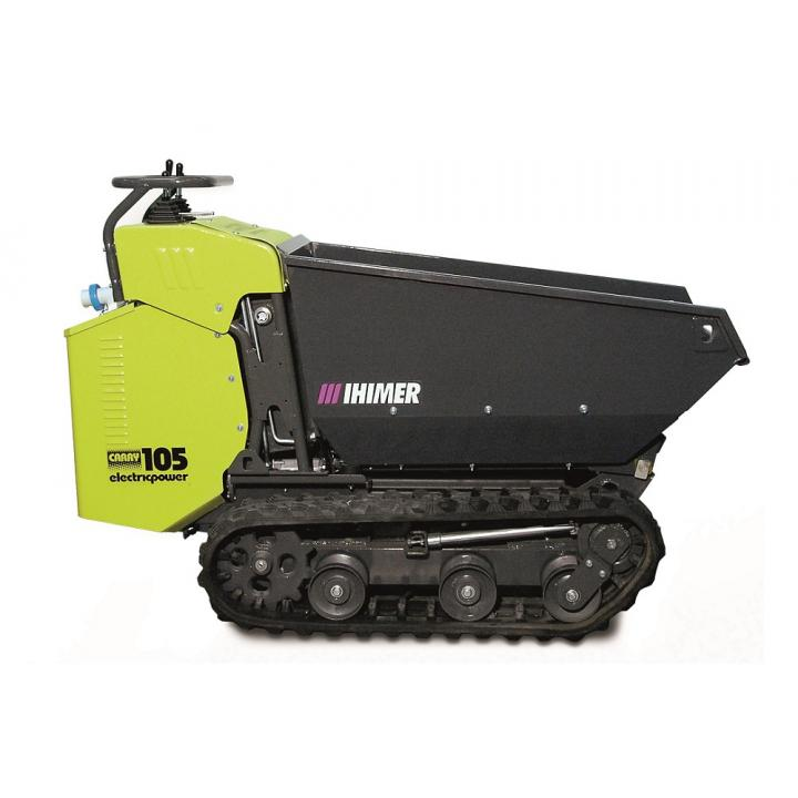 Mini dumper Ihimer Carry 105e, motor electric