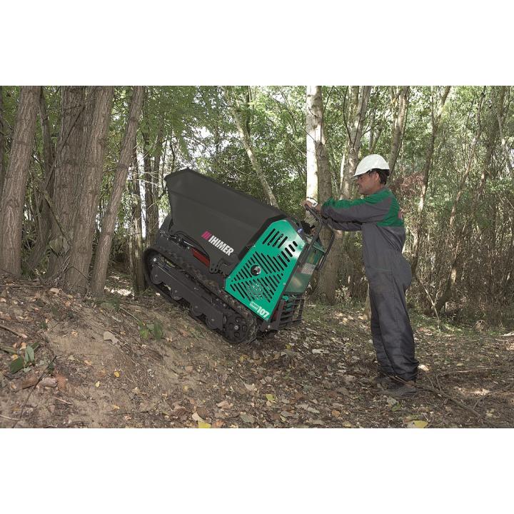 Mini dumper Ihimer Carry 107-Honda GX270, putere motor 8cp