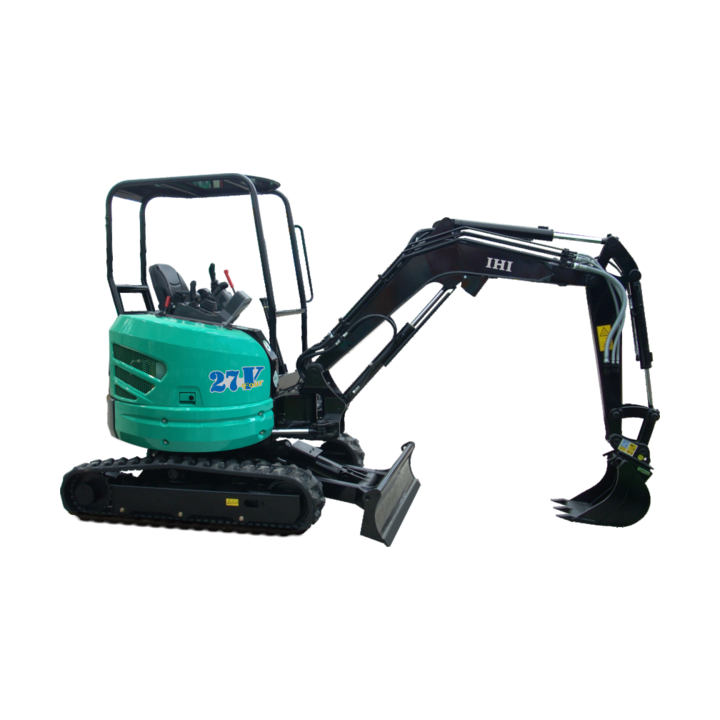 Mini - excavator 55N+, putere motor 54.6 CP