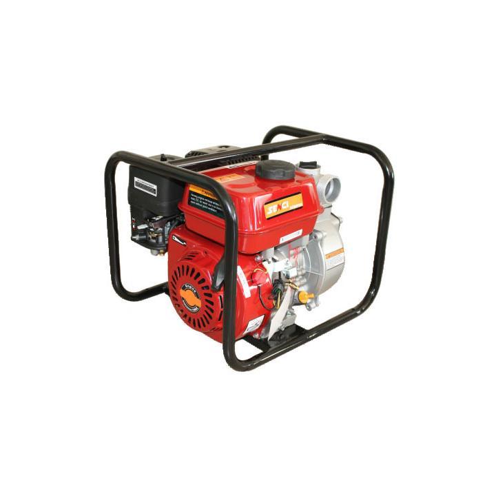 Motopompa Senci SCWP-50 pentru ape curate, 2 inch, 50 mm