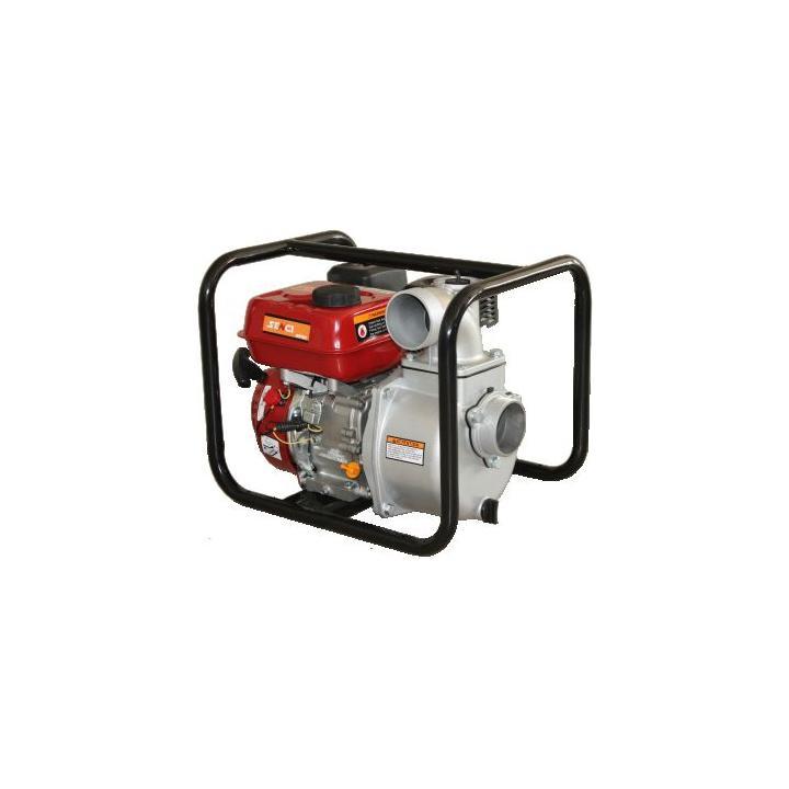 Motopompa Senci SCWP-80 pentru ape curate, 3 inch, 80 mm