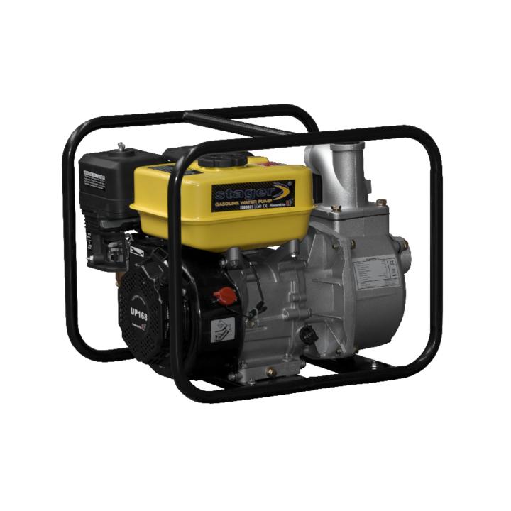 Motopompa Stager GP 50, motor pe benzina, debit 35mc/h