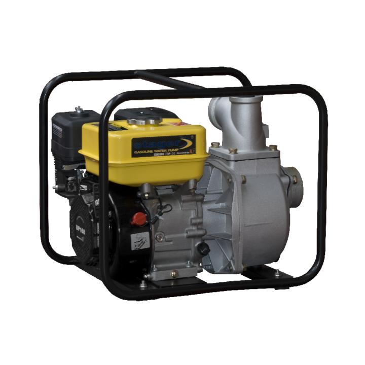 Motopompa Stager GP 80, motor pe benzina, debit 60mc/h