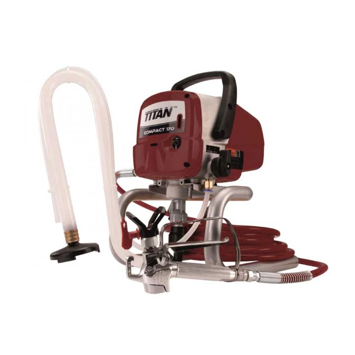 Pompa Airless Titan Compact170, motor electric 370 W