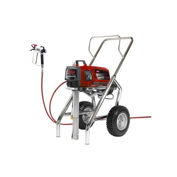 Pompa Airless Titan Performance 1650E HR, motor electric