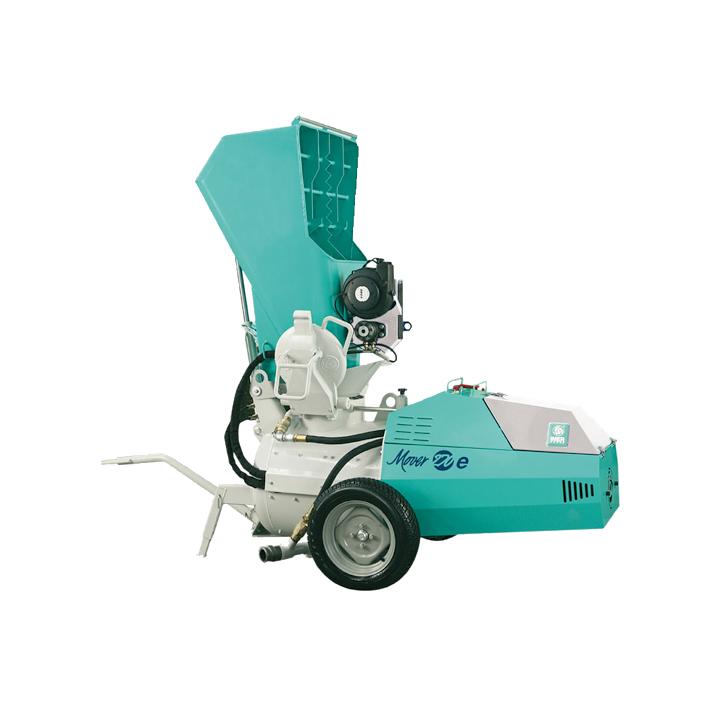 Pompa sapa Imer Mover 270E, motor electric, 400V, 5.5 kW