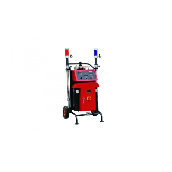 Pompa spuma poliuretanica Bisonte FA 50, motor electric