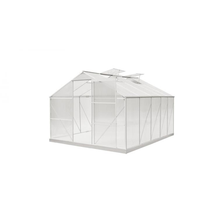 Sera cadru aluminiu Hecht Gardener I. 7.75 mp