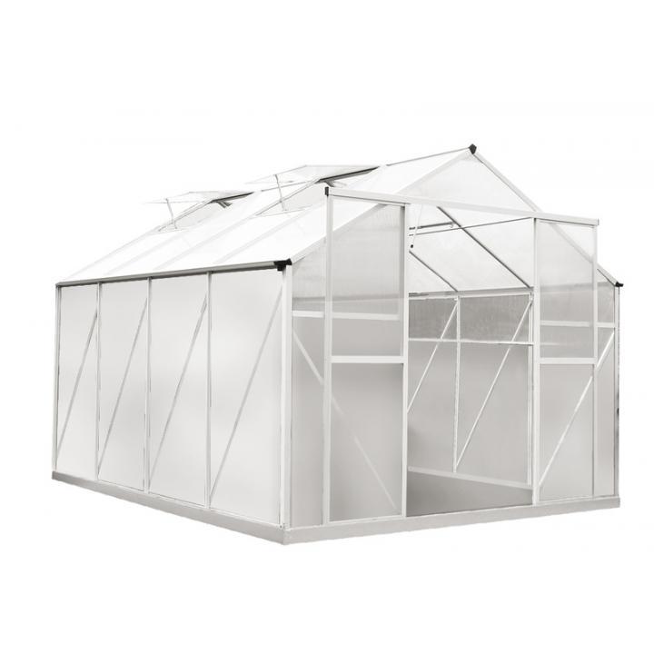 Sera cadru aluminiu Hecht Grower, 305 x 244 x 250 cm