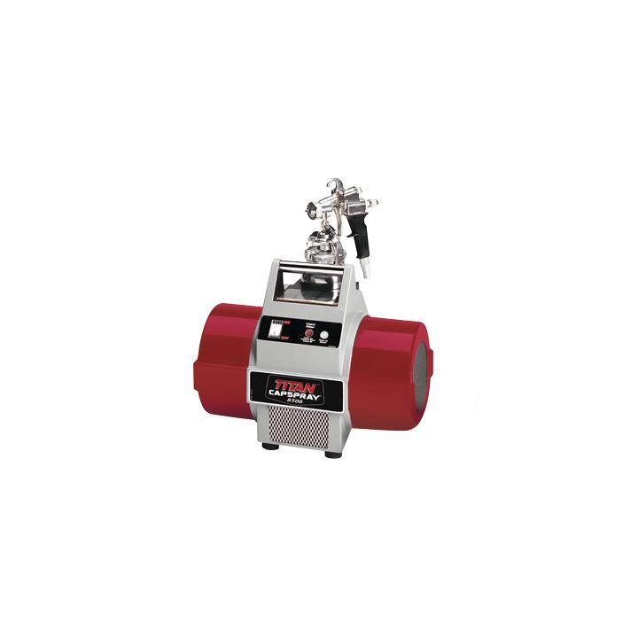 Sistem pulverizare Titan Capspray 8500, motor electric 230V