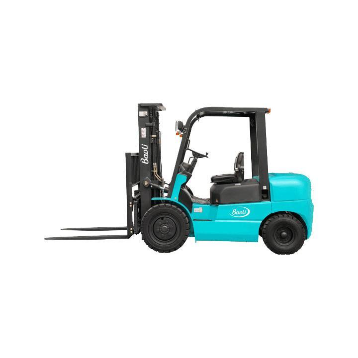 Stivuitor diesel Baoli CPCD25-W, 2.5T, 3M