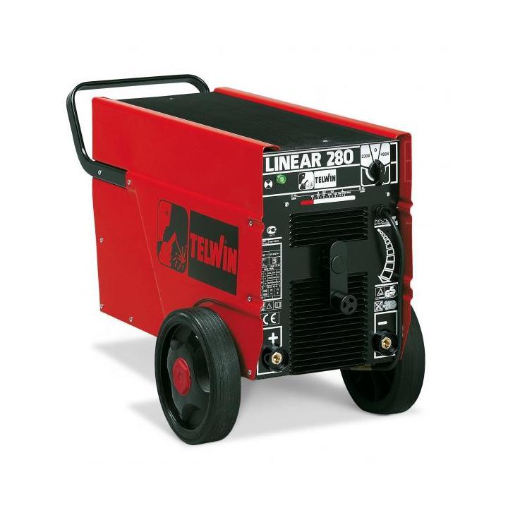 Transformator-redresor sudura Telwin Linear 280, 400V