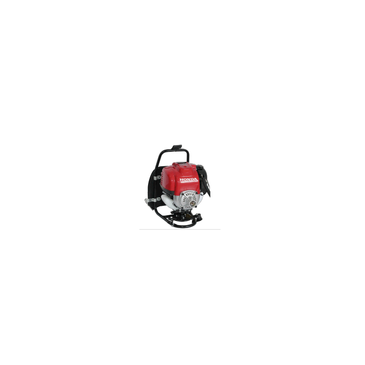 Vibrator beton Bisonte VIB-H, motor termic