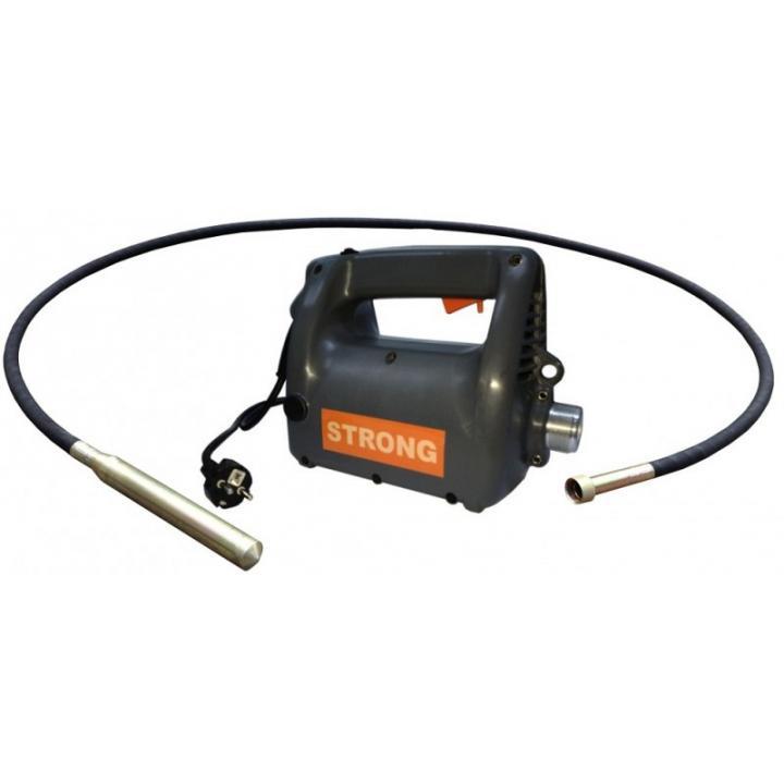 Vibrator beton Strong, motor electric, 2.3 kW, 18000 rpm