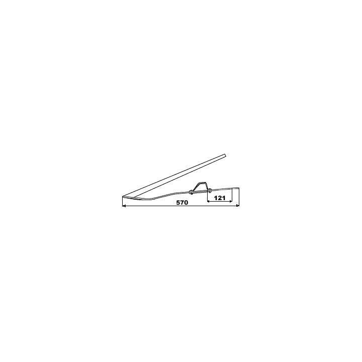 Ridicator lan utilaje agricole Claas 610272