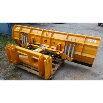 Lama zapada 2700 mm simpla pentru buldoexcavator