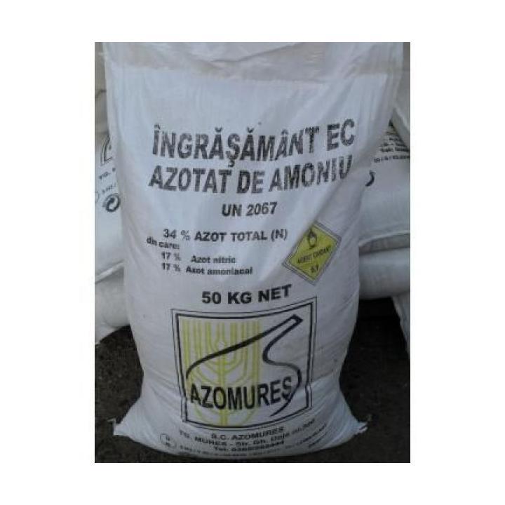 Azot (nitrat de amoniu)