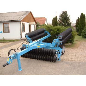 Compactori de pat germinativ clasici cu actionare hidraulica