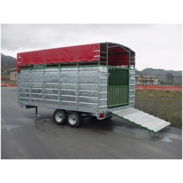 Remorca transport animale