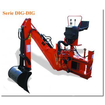 Retroexcavatoare DIG 65