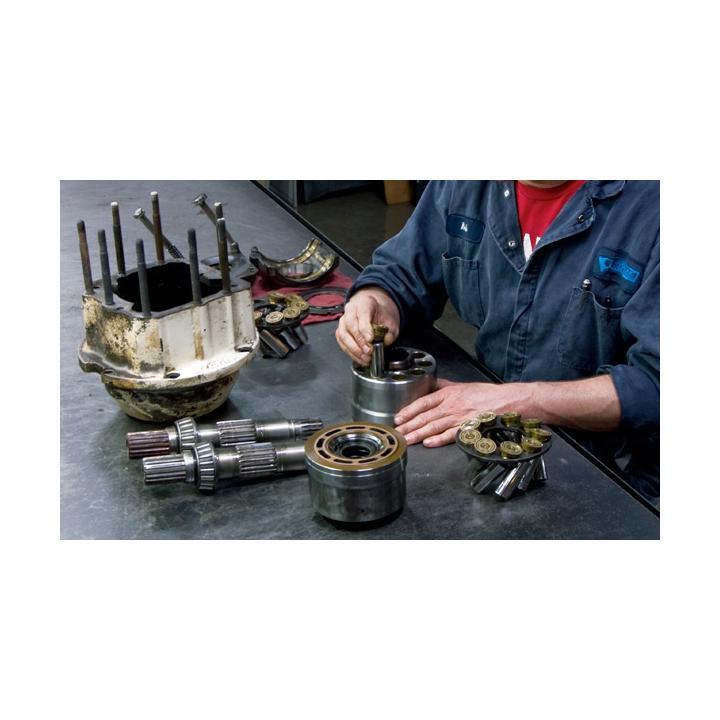 Reparatii pompe si motoare hidraulice