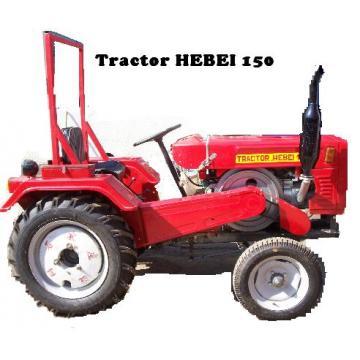 Piese de schimb tractor Hebei 150
